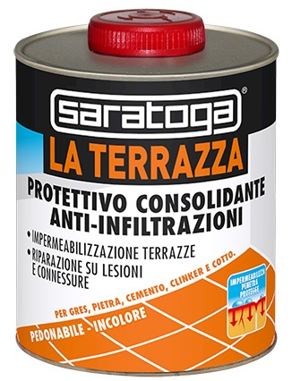 La Terrazza® • Vernici • Saratoga