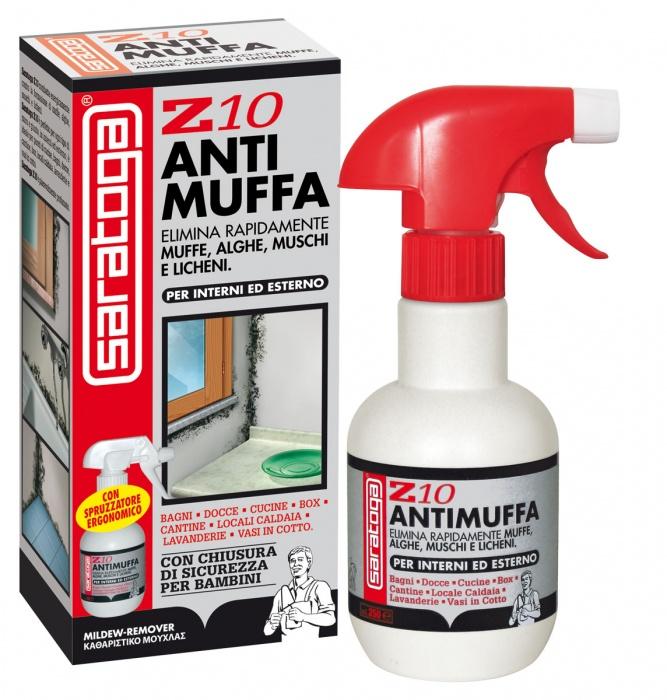 Z10 • Assorbiumido e sistemi antimuffa • Saratoga