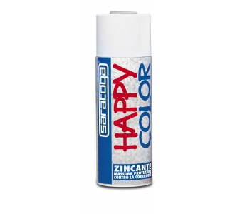 Happy Color Zinc Coater