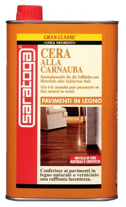 Gran classe cera alla carnauba cere deceranti e cosmesi - Cera per mobili legno ...