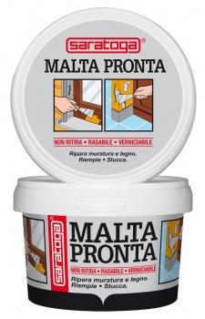 Malta pronta per muratura