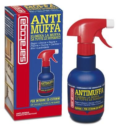 Antimuffa pre pitturazione e imbiancatura saratoga for Antimuffa per pareti
