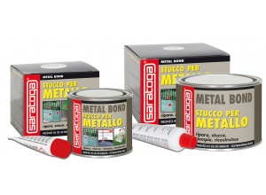 Metal Bond - Stucco poliestere a spatola