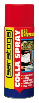 Colla Spray Universale