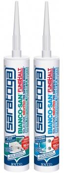 Bianco San® FungHalt Silicone neutro